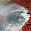 California 'hellscape' visible from space as wildfires rage on
